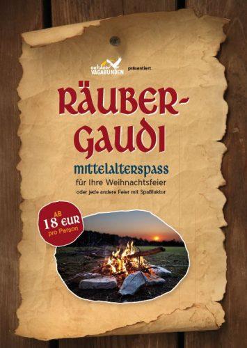 outdoorvagabunden-Räubergaudi