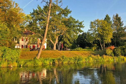 Die Villa am Streganzer See